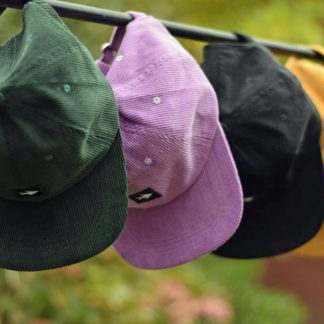 Unconstructed 6-Panel Caps